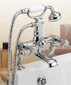 Tre Mercati Imperial Bath Shower Mixer Tap With Kit small Image 4