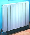 Kartell K-Rad Vermont 581mm Height Aluminium Radiator small Image 4