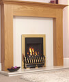 Flavel Stirling Plus Open Fronted High Efficiency Slimline Gas Fire small Image 4