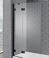 Aquadart Venturi 8 Hinged Bath Screen 1000 x 1500mm small Image 4