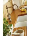 Abode Bayenne Monobloc Kitchen Mixer Tap small Image 4