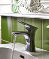 Bristan Hourglass Basin Mixer Tap With Clicker Waste small Image 4