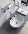 Duravit Bathroom Foster 495 x 350mm Countertop Wash Bowl - 335500000 small Image 4