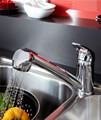 Bristan Pear Sink Mixer Tap With Pull Out Hose small Image 4