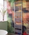 Bisque Deline Towel Radiator small Image 4