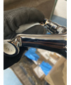 Holborn Single Lever Chrome Basin Taps - Ex Display small Image 4