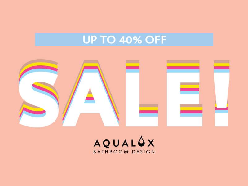Aqualux Sale