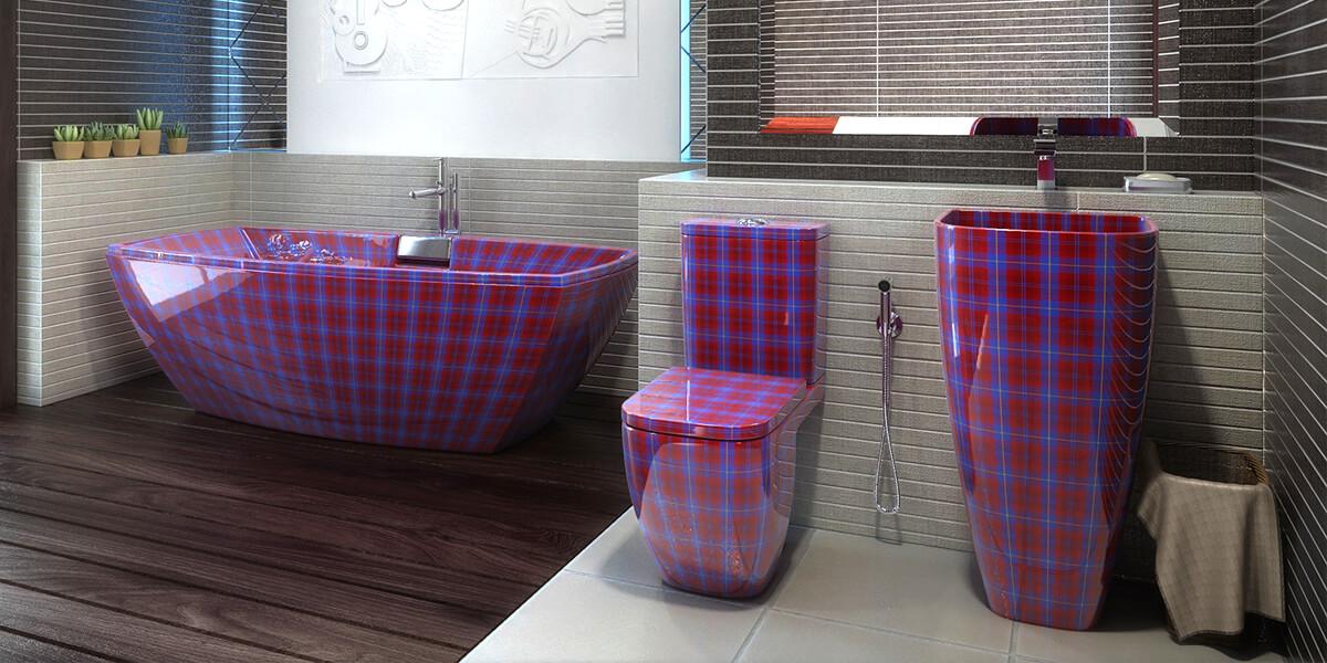 Kaliedo Bathroom Suite