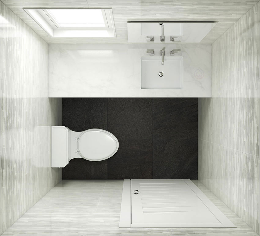 Cloakroom Layout