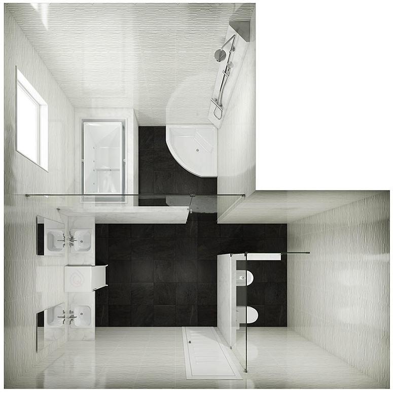100 Bathroom Layouts Bathroom Ideas Floor Plans Qs Supplies