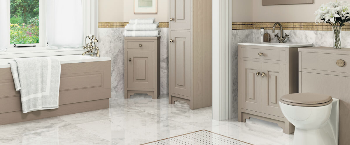 Bathroom Furniture and Bathroom Storage