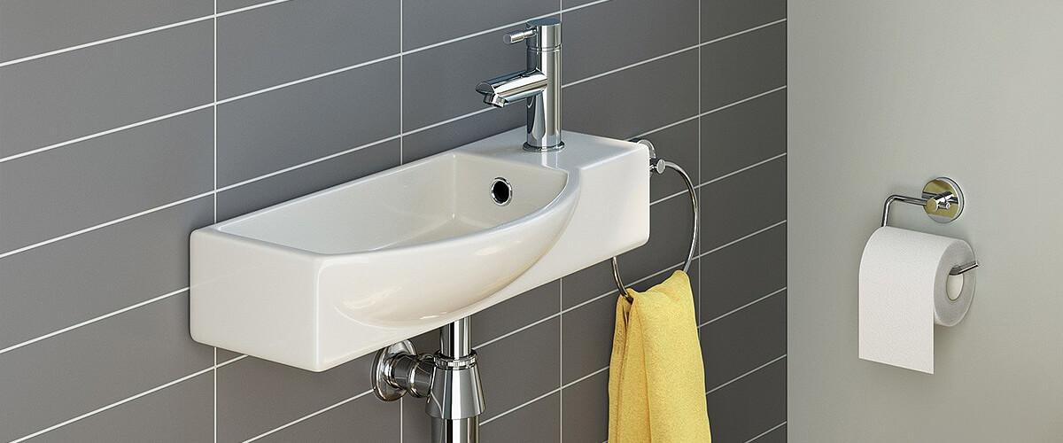 Cloakroom Wash Basins
