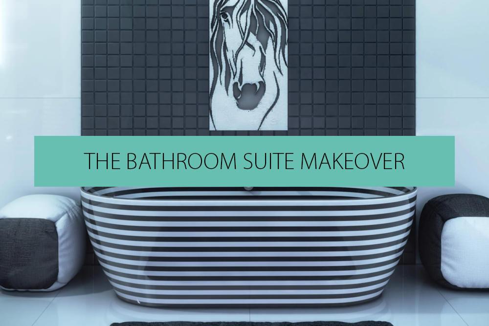 Bathroom Suites Makeover