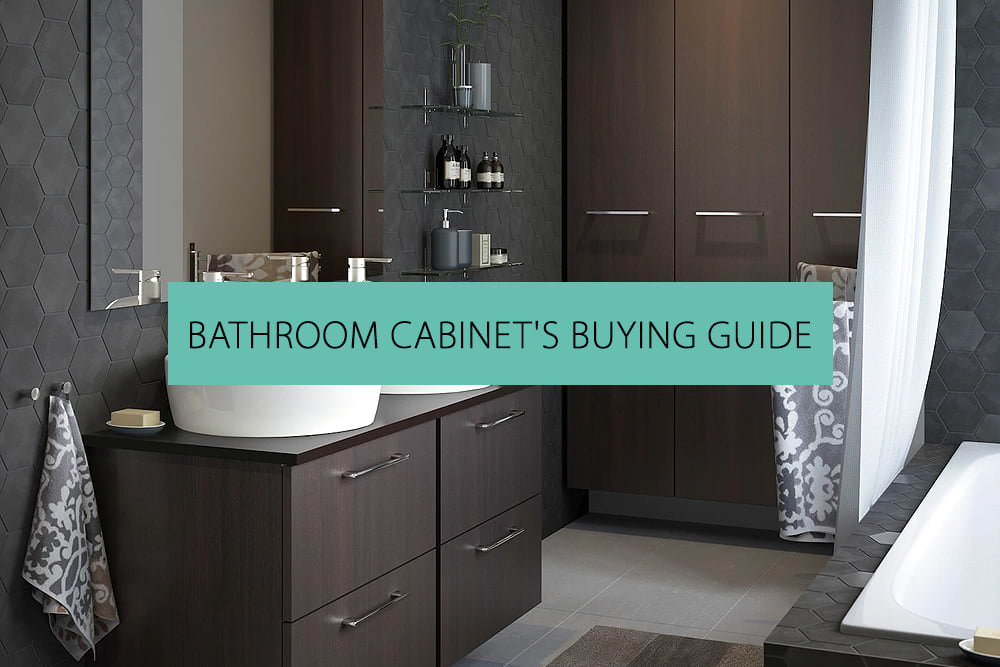 Buying Guide For Bathroom Cabinets Qs Supplies