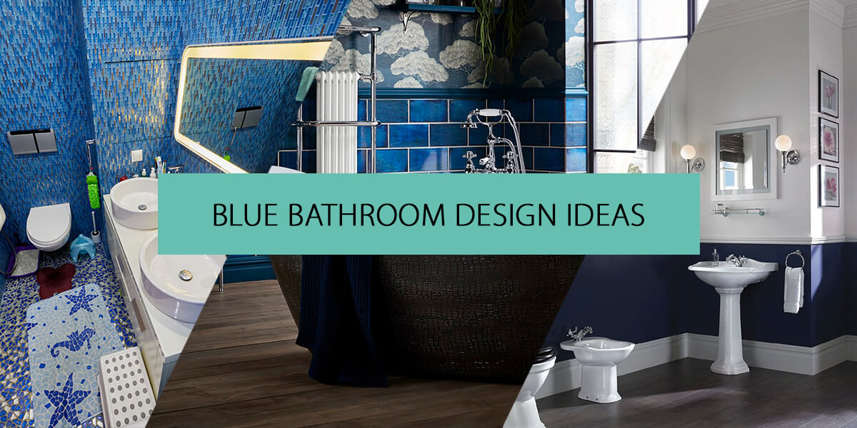 Image of: Bathroom Ideas 15 Blue Bathrooms Design Ideas