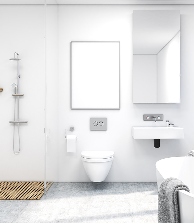 How to Measure for a Bathtub or Shower