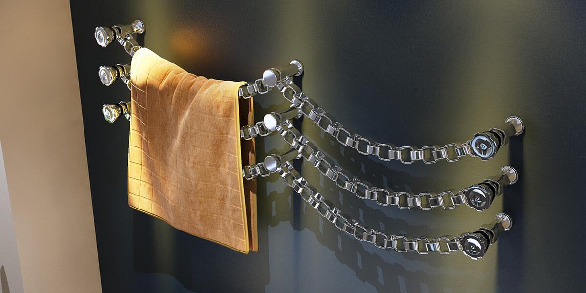 Chain Radiator