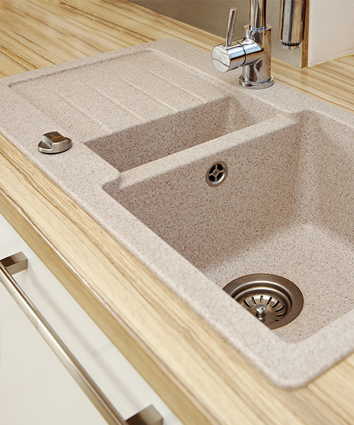 How to Clean a Composite Sink