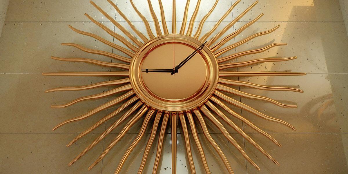 Clock Radiator