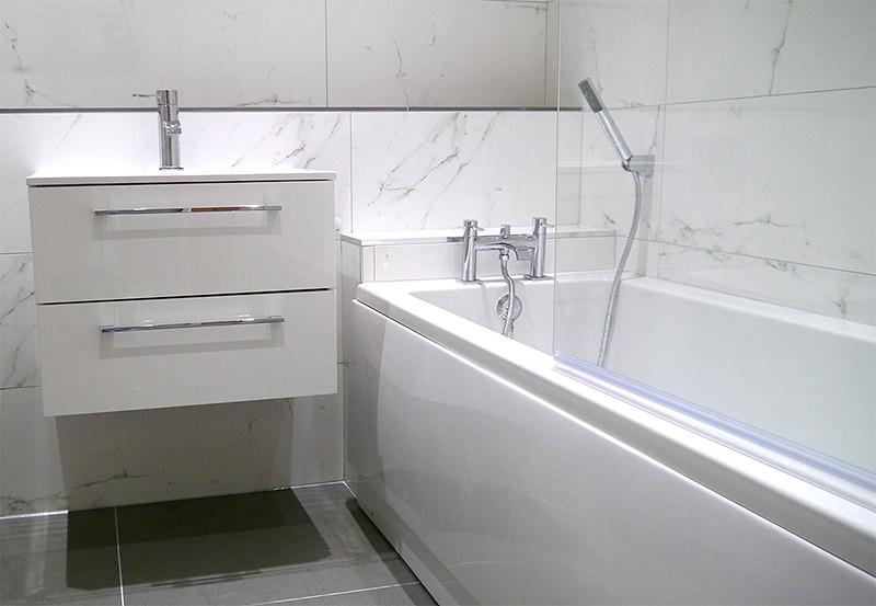 Trojan Solarna Single Ended Bath
