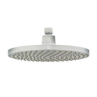 Deva round 8-inch fixed shower head