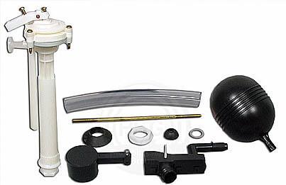 Diaphragm ballcock repair kit
