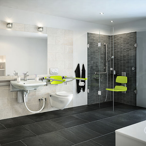 Disabled Bathroom Regulations In The Uk Qs Supplies