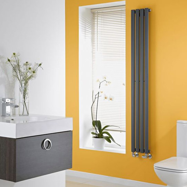 The benefits of tall and slim towel rails