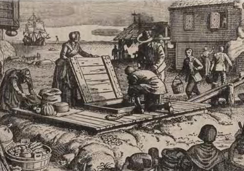 "1652: The ""Conduit"" –First Water Works In The Colonies"