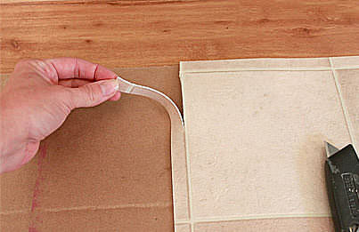 Flooring remnant