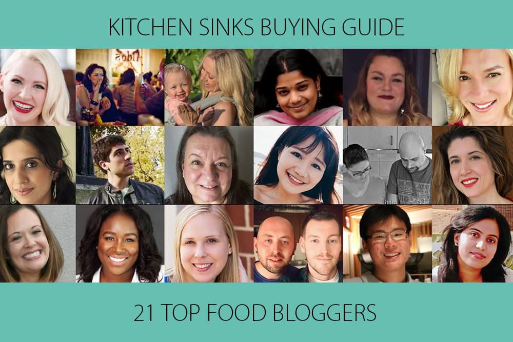 21 Kitchen Food Bloggers Advice