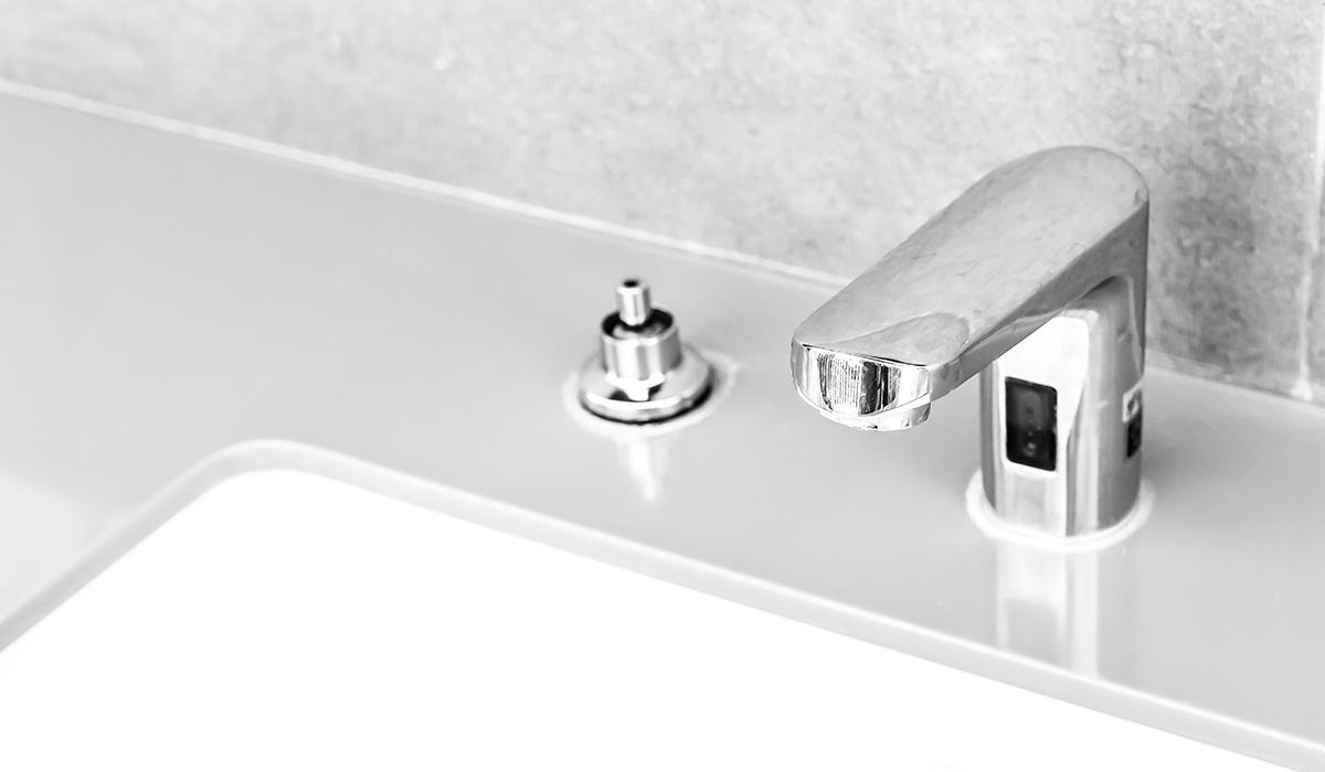Hands-Free Sink