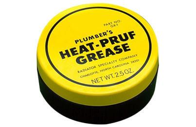 Heatproof grease
