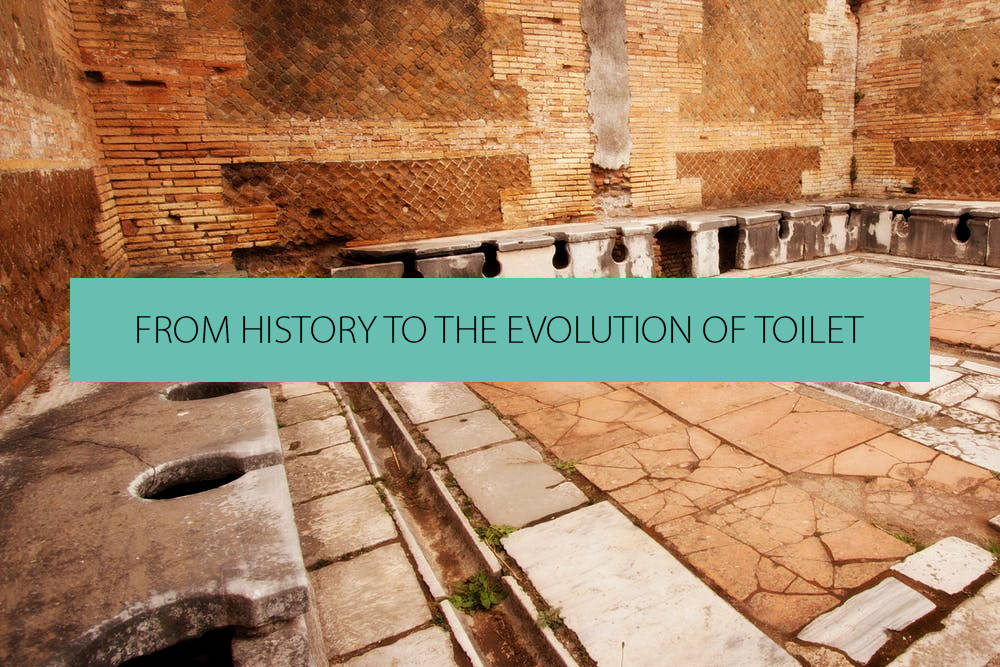 History of Toilet