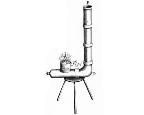 Dalesme's stove
