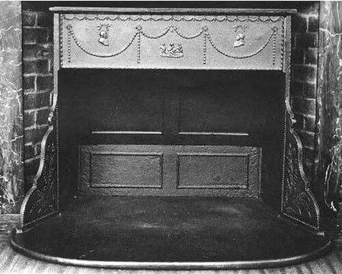 Benjamin Franklin Stove Invention