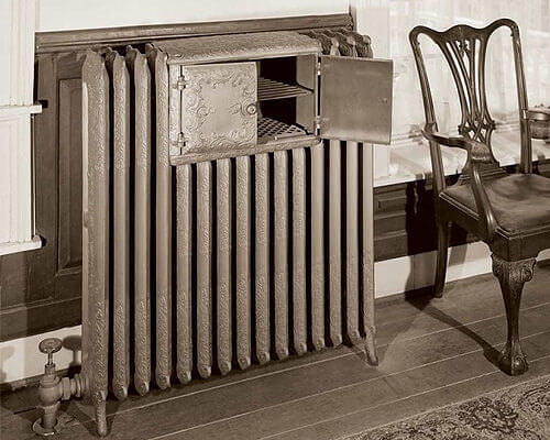 Hot Box Radiator