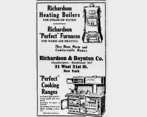 Richardson & Boynton Co
