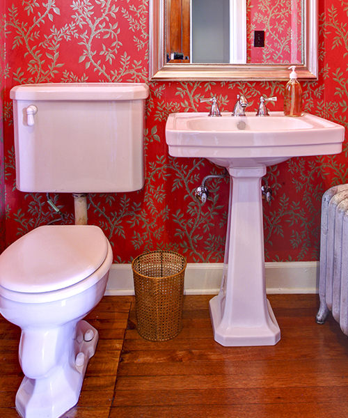 How to Make the Most Out of Your Half Bath: Design Tips & More