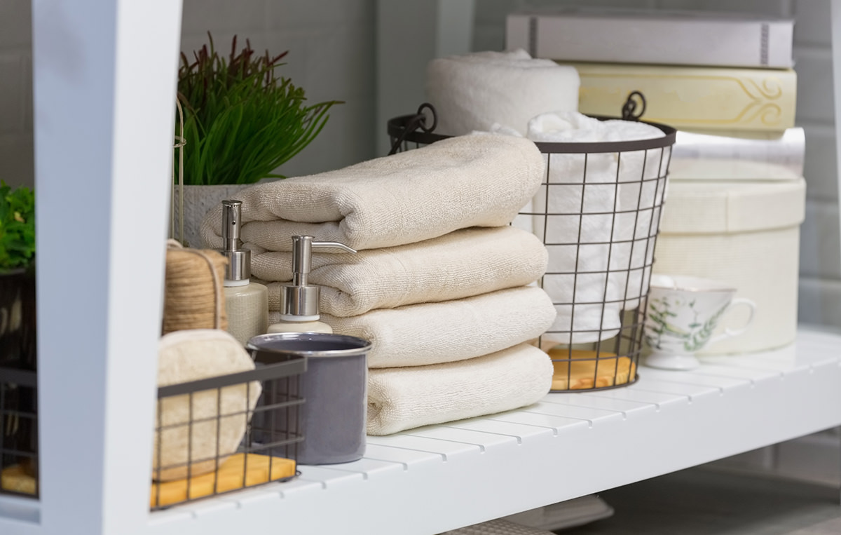 Be Creative With Storage