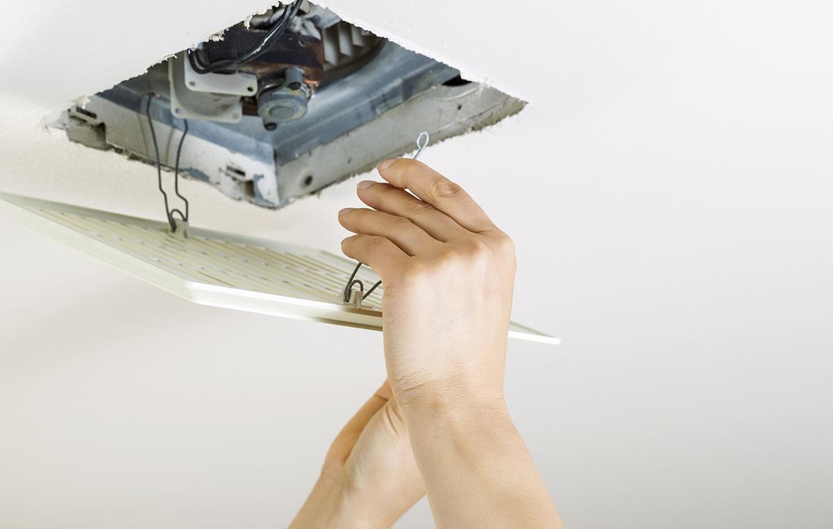 Upgrade Ventilation and Lighting