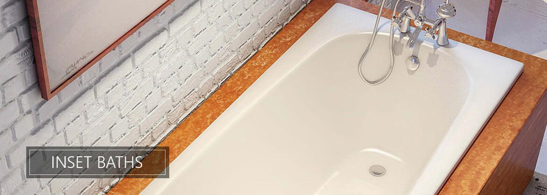 Inset Undermount Baths
