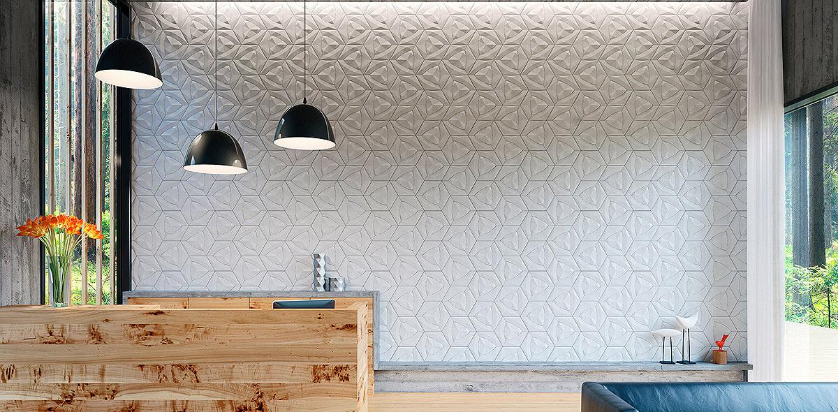Futuristic Designer Tiles