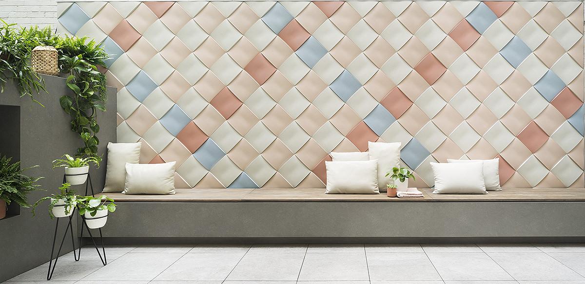 Woven Look Tiles