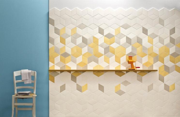 Coloured Ceramic Tiles