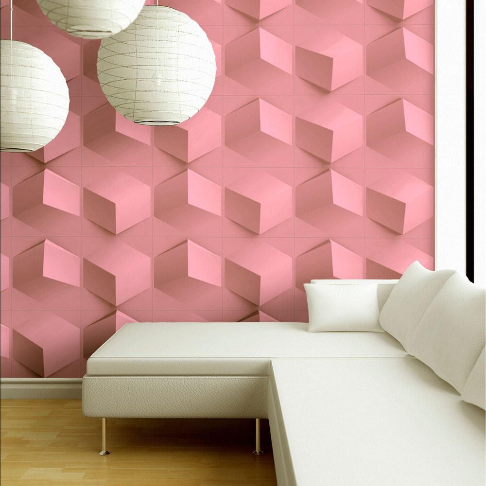 3D Wall Paper Tiles