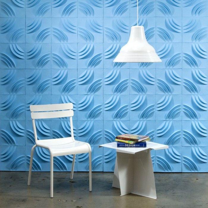 Modular3-D Wallpaper Tiles