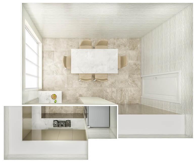 Kitchen Layout 25