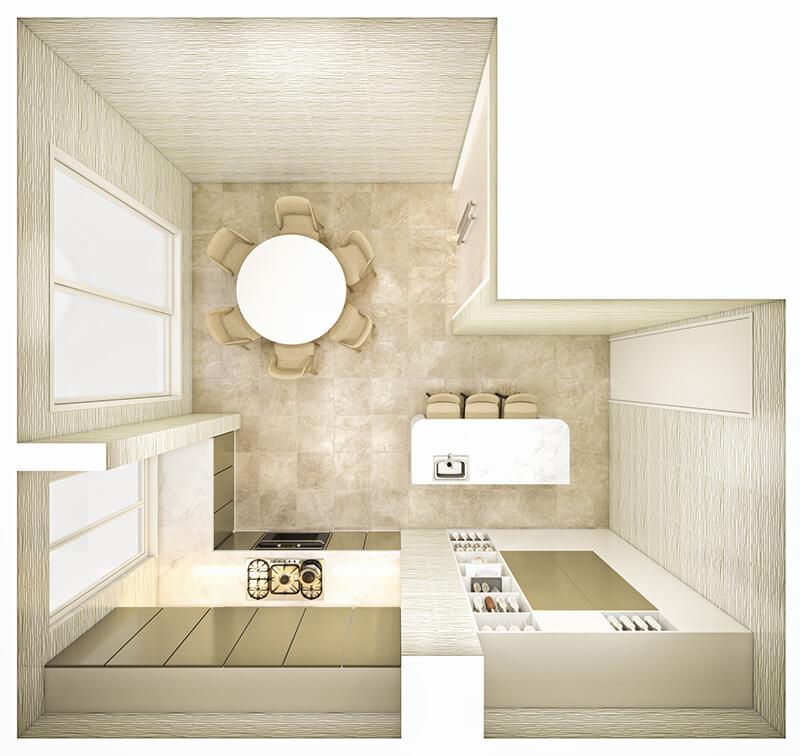Kitchen Layout 32