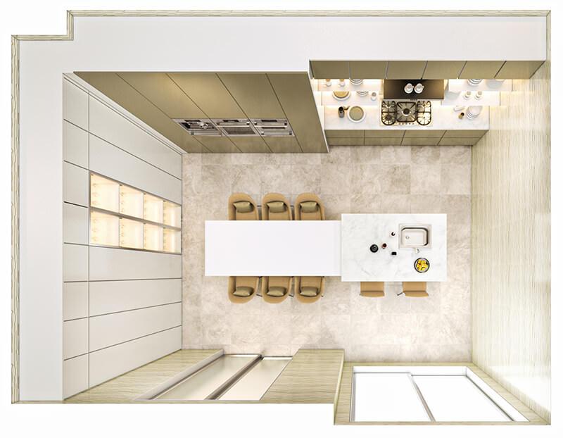 Kitchen Layout 33